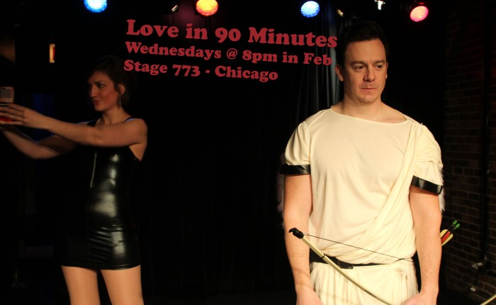 Love In 90 Minutes Is In Full Swing!