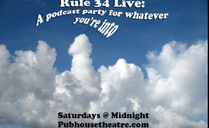Rule 34's Live Podcast Party