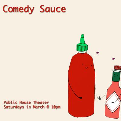 Comedy Sauce FB 400